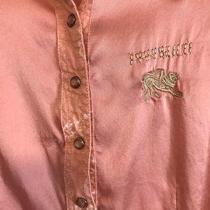 Parasuco Tops - Parasuco Denim Legend silk blouse
